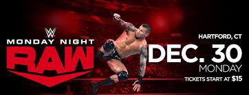 Wwe Monday Night Raw Xl Center