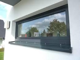 Anthrazit Fensterbank