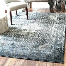 9x12 jute rug grey rugs blue silver area for