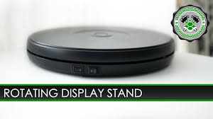 Revolving Display Stands Rotating Display Stand YouTube 17