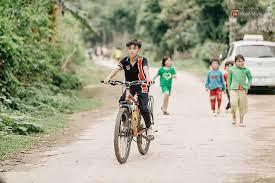 Được tặng thêm một chiếc xe đạp mới sau câu chuyện