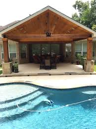 attached covered patio ideas. Attached Patio Cover Designs Backyard Paradise Magnolia United States Gable Roof  Free . Covered Ideas
