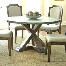 metal top tables dining zinc top dining table metal top round dining table zinc top dining