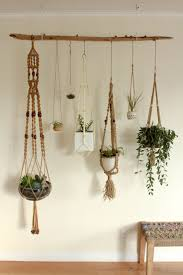diy plant wall decor hanging plant wall latest best air plants ideas only on anthro inspired