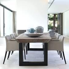 Modern Dining Table Set Abasolo Co Regarding Contemporary Tables