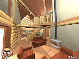 To  Sq Ft Floor Plans Log Homes - Interior log homes