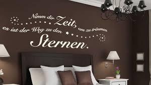 Spruche Fur Die Wand Schlafzimmer Wohndesign Ideen