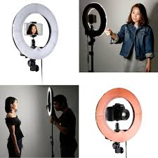 Neewer Rl 12 Led Ring Light Neewer Rl 12 Led Ring Light 14 Outer 12 On Center