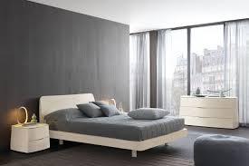Camera da letto in rovere bianco 2532 - NAPOL ARREDAMENTI