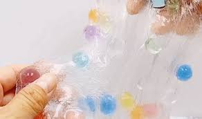 How To Macke How To Make Water Bead Slime Hello Wonderful