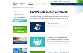 become a rockstar candidate simstaff