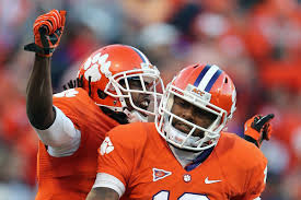 2013 Clemson Footballs 10 Things To Know Tajh Sammy And