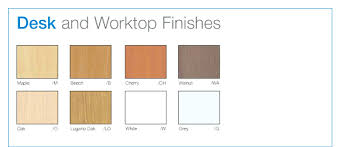 wood colours for furniture. Terrific Wood Pedestal Triumph Finishes Minimalist Office Furniture Colours For