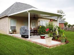 brown aluminum patio covers. Aluminum Patio Covers Kits With Container Garden Design And Brown Furniture Sets: Large
