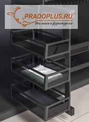 Мебельные выкатные <b>корзины</b> для шкафов выгодно купить в ...