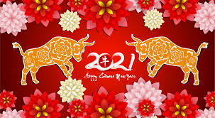 This year the animal sign is the ox. 2021 Chinese New Year Wallpapers Wallpaper Cave