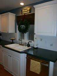 Ceramic Kitchen Backsplash Diy Painting A Ceramic Tile Backsplash