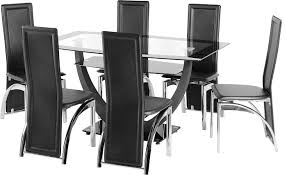 nice 6 seater dining table