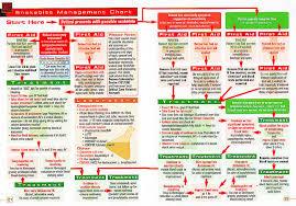 First Aid Procedure Flow Chart Csl Antivenom Handbook Australian Snakes And Snakebite
