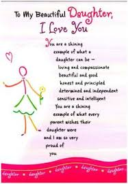 Happy Birthday To My Beautiful Daughter Quotes Best Of To My Beautiful Daughter I Love You Thoughts Of Life This Is To