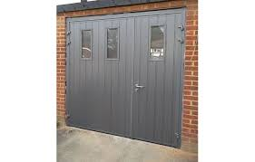 garage side doorSide Hinged Garage Doors supplied and fitted in Essex and Kent We