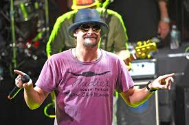 Kid Rock tells Confederate flag protesters to kiss my ass