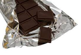 dark chocolate is meant to be savored one piece at a time