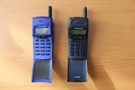 GF 788 e Ericsson T10s a Milano ...