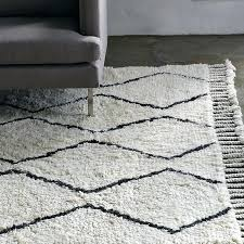 moroccan bath rug grey rug gray bath rug