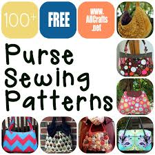 Purse Sewing Patterns Stunning 48 Free Purse Sewing Patterns AllCrafts Free Crafts Update