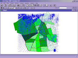 Gis Analyst Contours Map For Irbid City Utilizing Gps Data Base By Gis Analyst