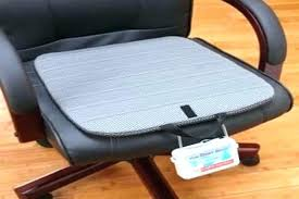 cooling office chair. Gel Seat Pad For Office Chair Back Desk Cushion Enchanting . Cooling E