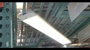 Feit 4 Linkable Led Shop Light Costco Feit Low Profile 4ft Led Shop Utility Light 24