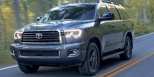 2018 - Toyota - Sequoia - Vehicles on Display | Chicago Auto Show