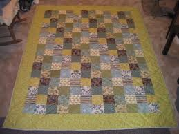 The Unlikely Domestic Diva: How to Make a Quilt for Beginners Part ... & Since I want my quilt to be about the size of a standard queen size quilt  (like the ones they sell at the store), I'm going to make mine larger than  86x93 ... Adamdwight.com