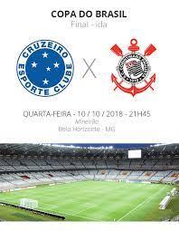 Final da Copa do Brasil: tudo o que você precisa saber sobre Cruzeiro x  Corinthians | copa do brasil