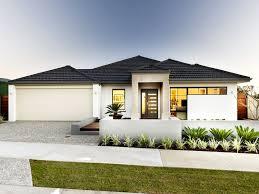 one story exterior house design. House Exterior Real Australian Home Facade One Story Design C
