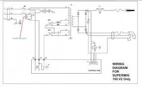 sealey supermig 150 not feeding or welding mig welding forum 150 pcb jpg