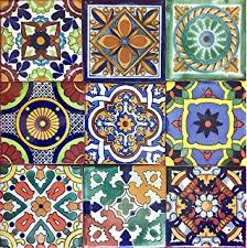 Decorative Ceramic Picture Tiles Amazon Decorative Ceramic Tile Ifriquia Design Set of 100 2
