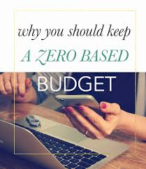 Zero Based Budget Spreadsheet New Zero Based Bud Spreadsheet Dave ...