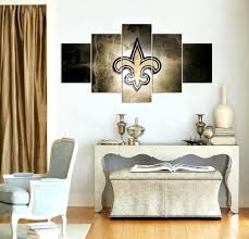 >fantastic orleans saints metal wall art steel t for home decorations  fantastic orleans saints metal wall art steel t for home decorations wall decor hd print home decor piece canvas art new orleans saints fans paintings on