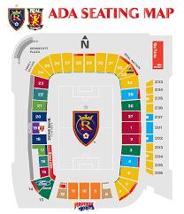 Real Salt Lake Seating Chart 3d 51 Skillful Warsaw National Stadium Seating Chart