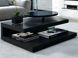 modern living room table living room vanity modern coffee table living room trendy s on black