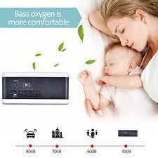 Huapa <b>Portable Home Oxygen Generator</b> Oxygen Concentrator ...