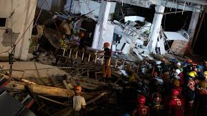 Many earthquakes of smaller magnitude occur very regularly due to the meeting. Northern Philippines Jolted By Magnitude 6 1 Earthquake Earthquakes News Al Jazeera
