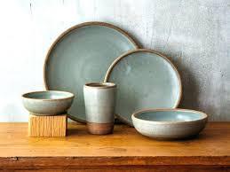 recycled dinnerware