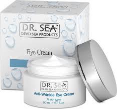 Dr. Sea <b>Омолаживающий крем для области</b> вокруг глаз с ...