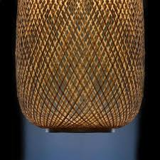 bamboo pendant light. Bamboo Pendant Light S