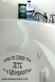 jet bathtub cleaner bathtub jet cleaner home depot