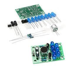 <b>3pcs DIY Electronic Kit</b> Set Voice-activated Melody Light Fun ...
